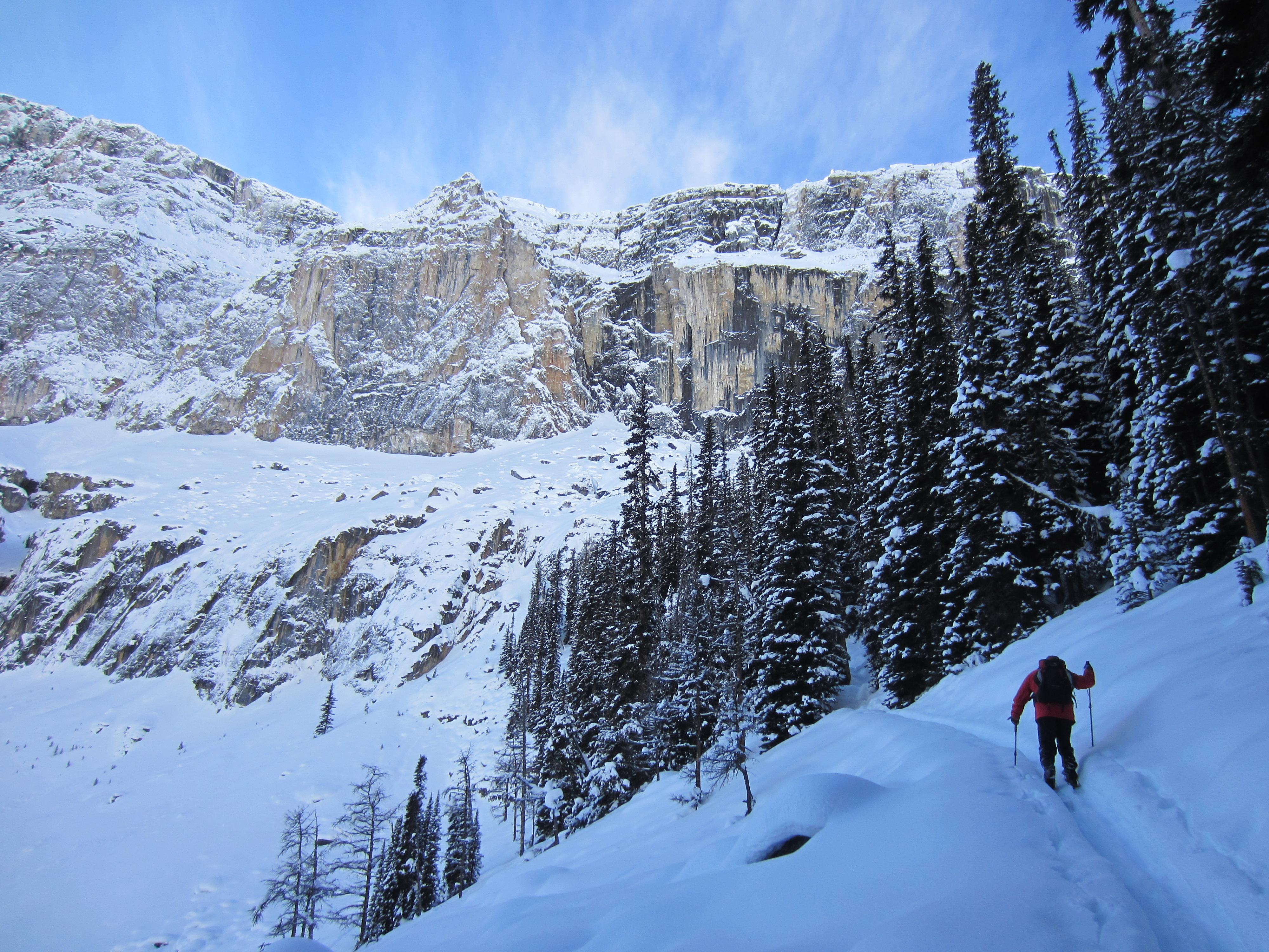 Banff, les Chic-Chocs et de la poudreuse à la pelle