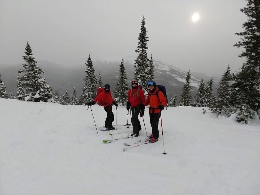 Télémark et ski nordique en Gaspésie. Un plaisir partagé!